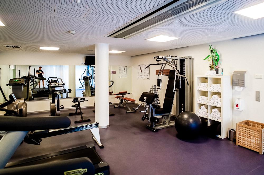 Novotel München City Fitnessraum