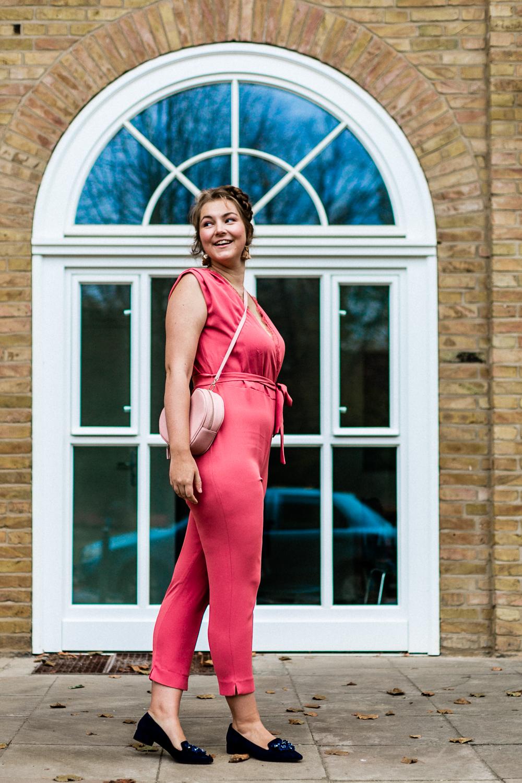 Hochzeitsgast Outfit auf einer Herbsthochzeit Schuhe Peter Kaiser Schuhe Lüke