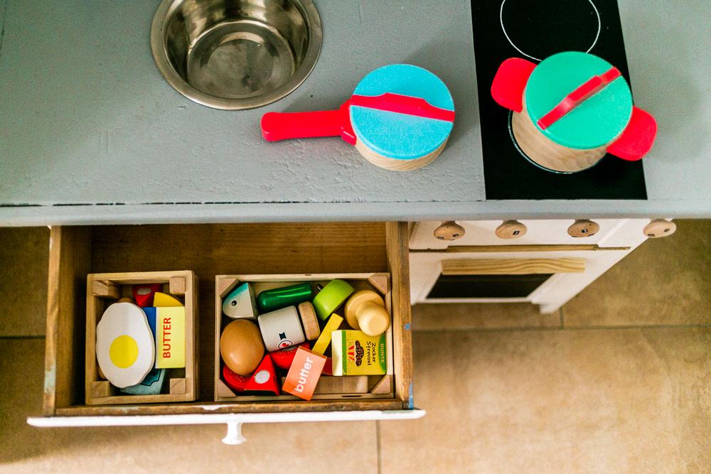 Weiteres tolles Kinderküchenzubehör: