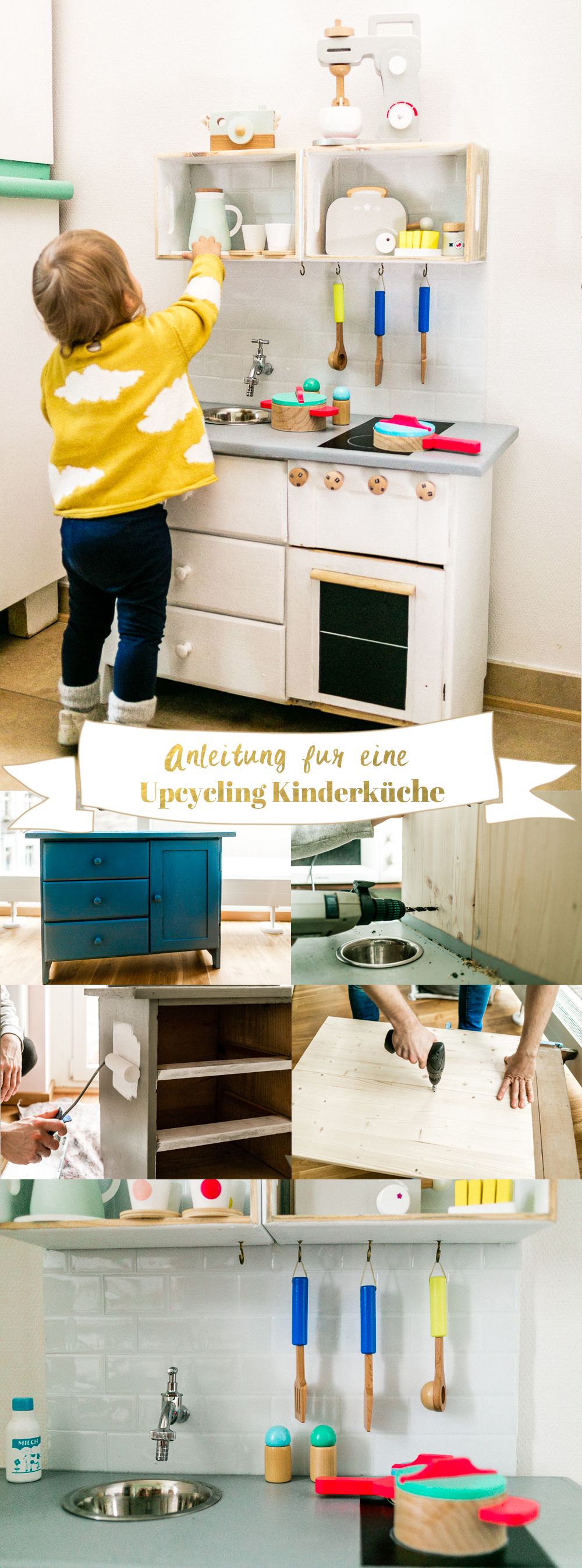 Upcycling Kinderkueche