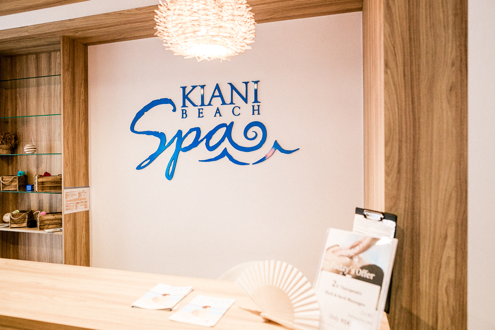 Kiani Beach Resort Kreta Spa
