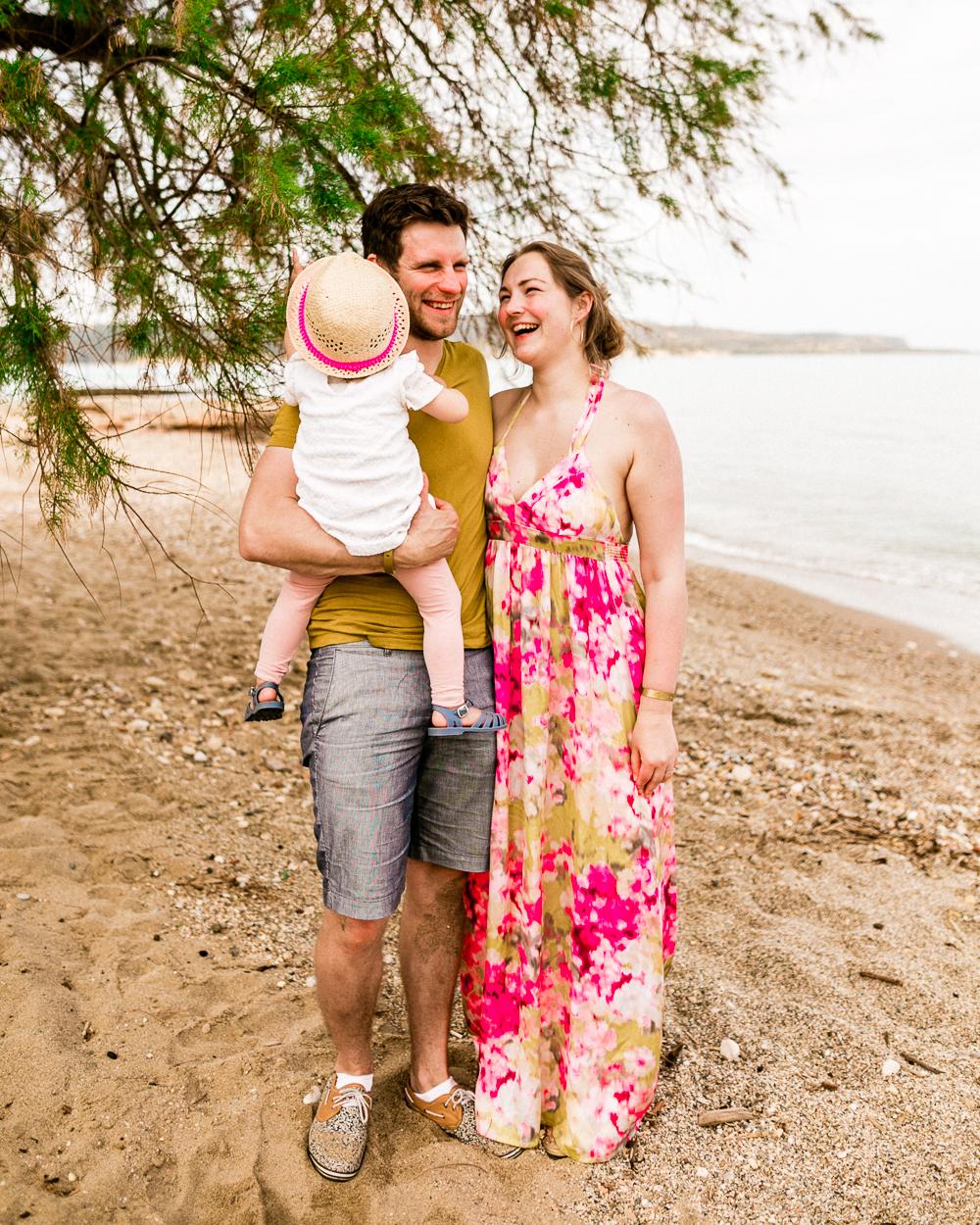 Urlaub mit einer anderen Familie