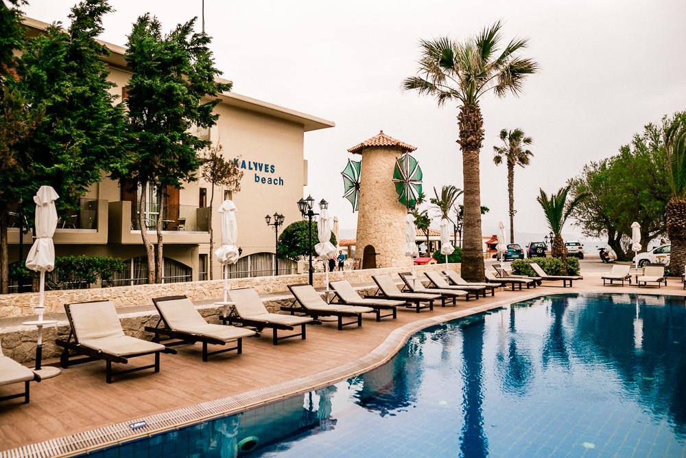 Kalyves Beach Hotel auf Kreta
