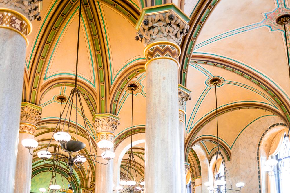 Wien Highlights Café Central