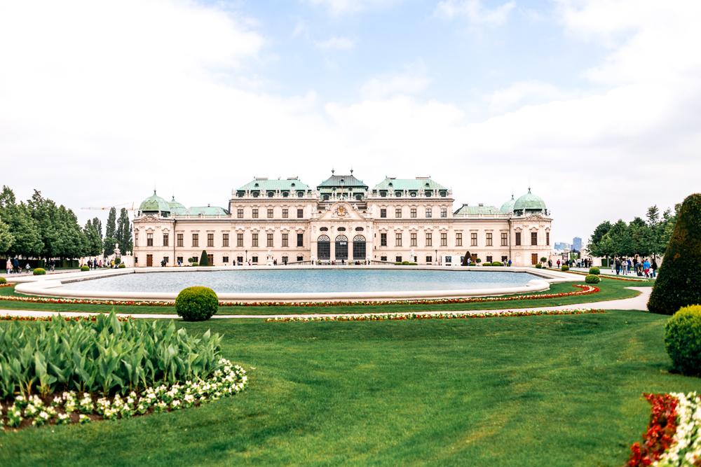 Wien Highlights Belvedere