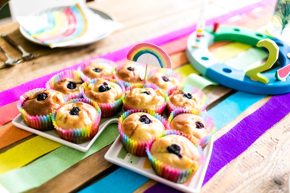 Regenbogenparty Essen