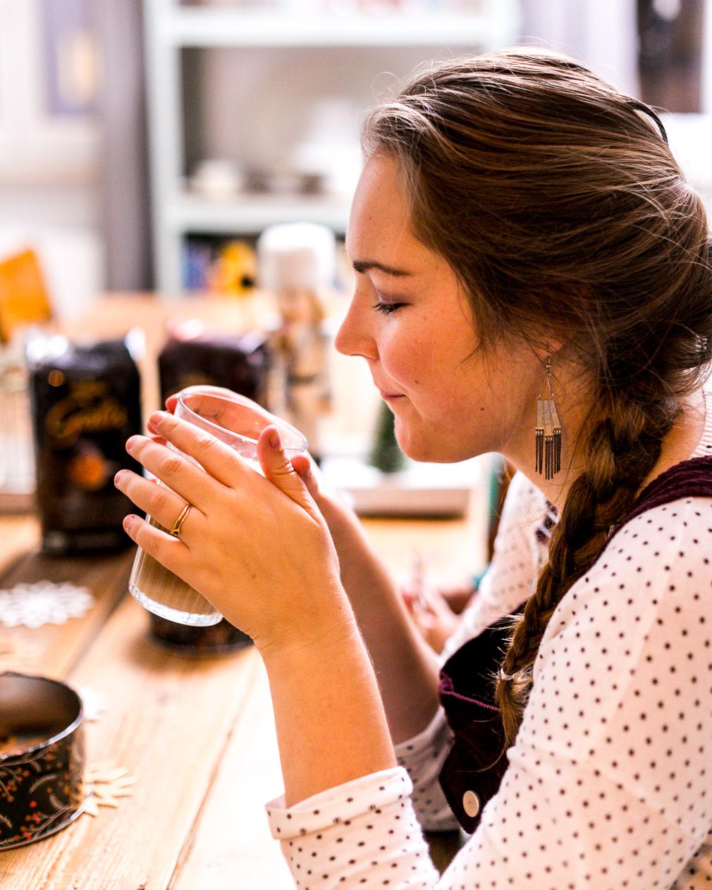 Zuckerfreie Plätzchen und Kaffeeplätzchen mit Gala Crema Grande von Gala von Eduscho