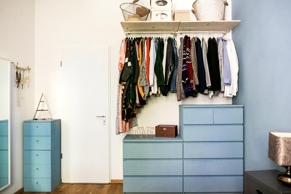 Minimalistischer Kleiderschrank Unser Diy Upcycling Kleiderschrank Aus Ikea Malm Kommoden The Kaisers