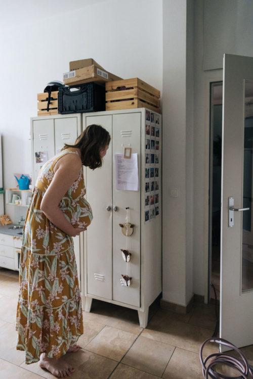 Hausgeburt Alleingeburt positiver Geburtsbericht friedliche Geburt